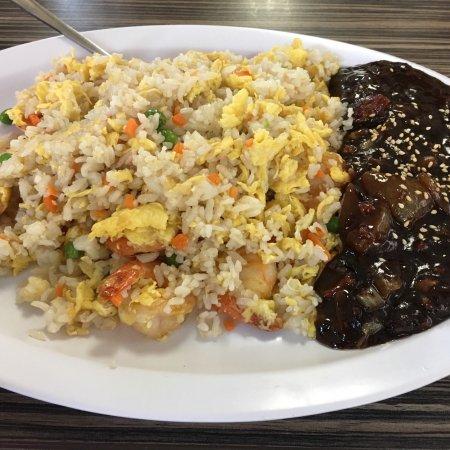 Jajang Rice 